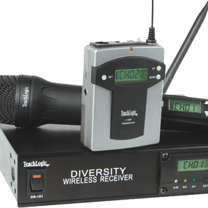 Wireless Routers and UHF Mic Systems