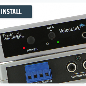 VoiceLink Plus Sound System