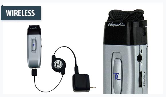 Sapphire Handsfree Microphone