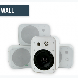 Wall Mount Speakers