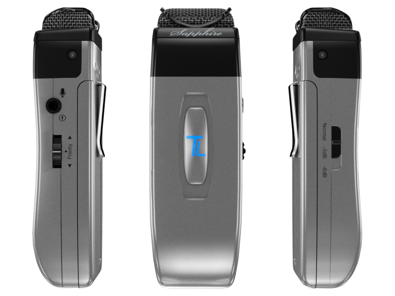 TeachLogic Sapphire Wireless Microphone