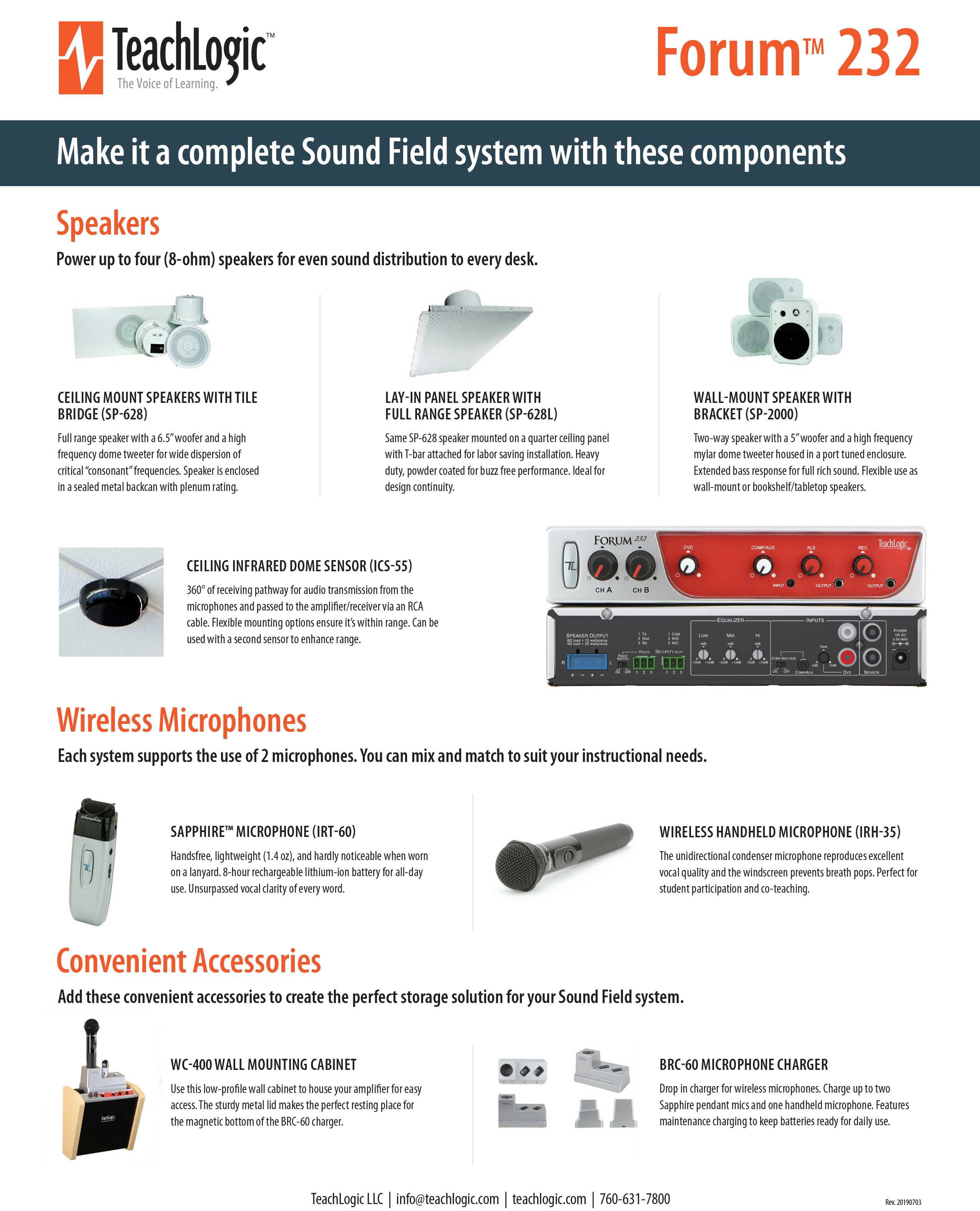 System Brochure Page 2