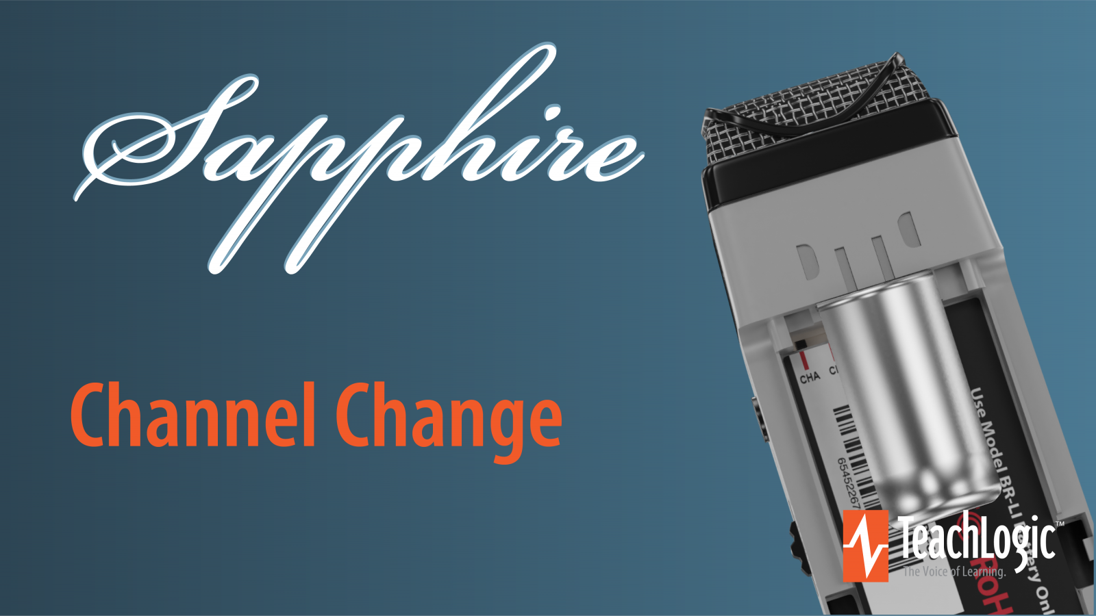 Resources Sapphire Channel Change
