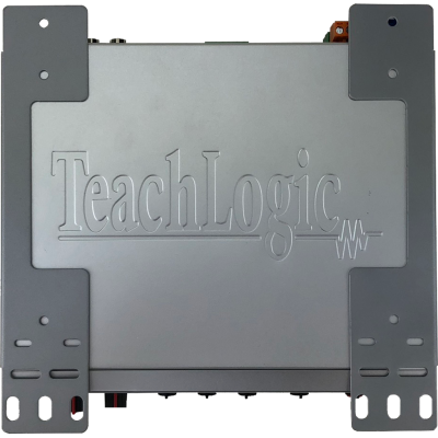 TeachLogic Shelf Mount Kit SM401 Quick Install_Top Mount Overhead view
