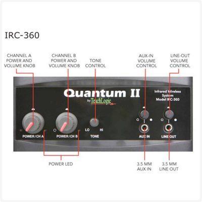 quantum ii speaker diagram