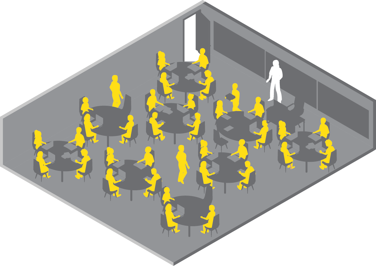 large classroom grey thumbnail