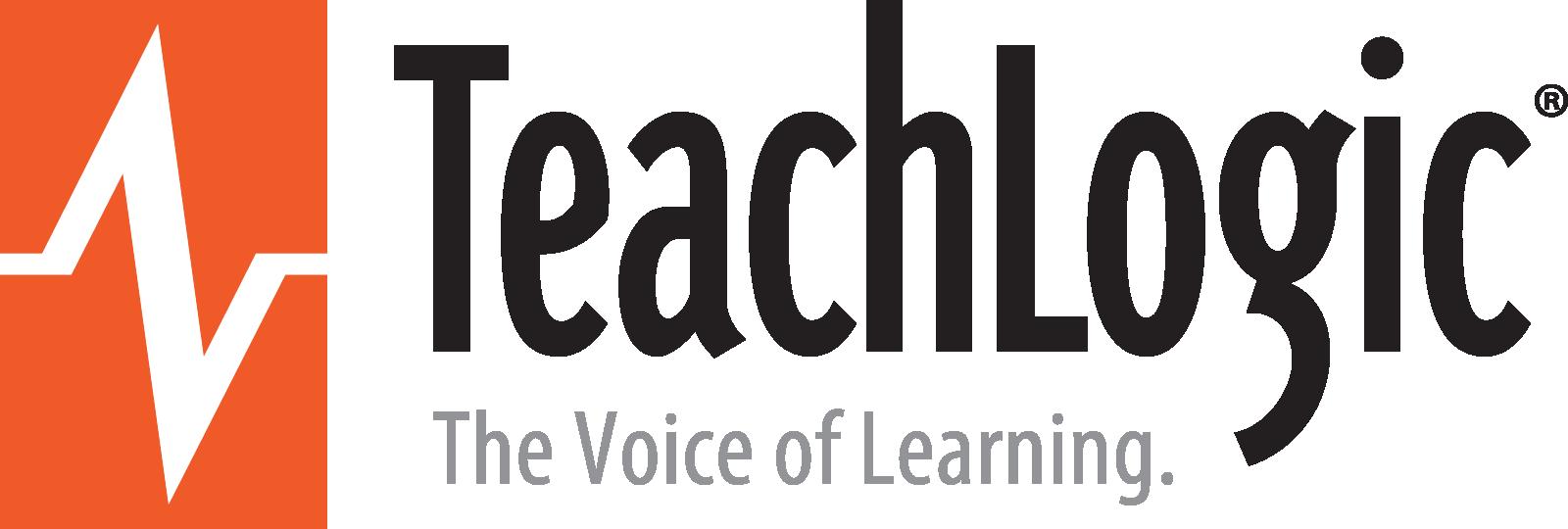 TeachLogic Logo Full Color Horizontal R